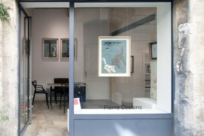 Exposition Pierre Desfons - FLAIR Galerie