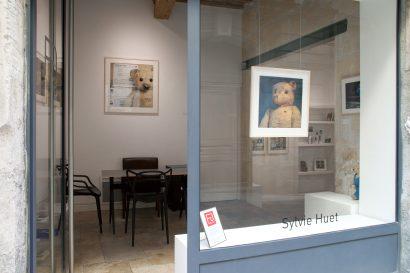 Exposition Sylvie Huet - FLAIR Galerie