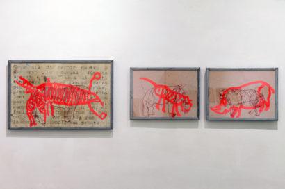 Exposition Salvatore Puglia - FLAIR Galerie