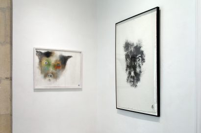 Exposition Anouk Grinberg - FLAIR Galerie