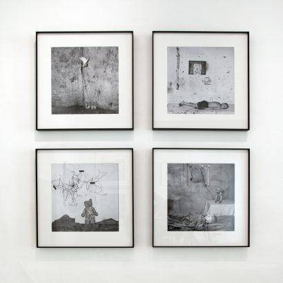 Exposition Roger Ballen - FLAIR Galerie