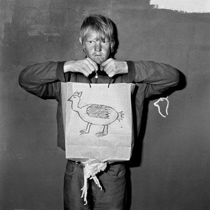 Broken Bag. 2003 - Roger Ballen - FLAIR Galerie