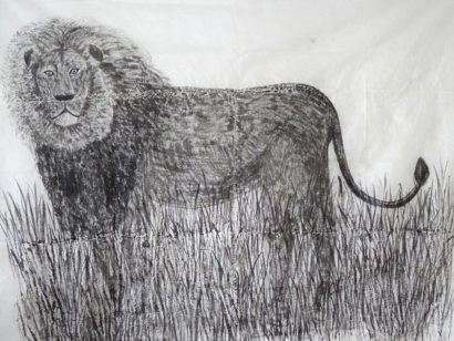Cecil Requiem. 2015 - Caroline Desnoëttes - FLAIR Galerie