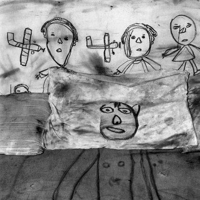 Collision. 2005 - Roger Ballen - FLAIR Galerie