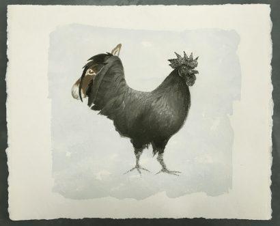Du Coq à l'Ane. 2016 - Lucio Fanti - FLAIR Galerie