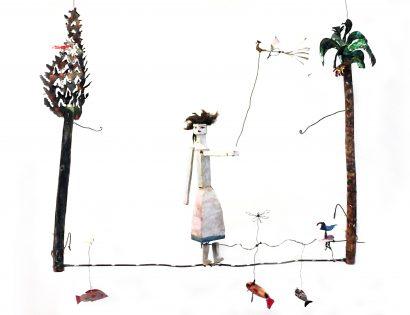 Flore et Faune. 2014 - Roland Roure - FLAIR Galerie