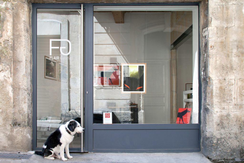 FLAIR Galerie © Emilie Ballif