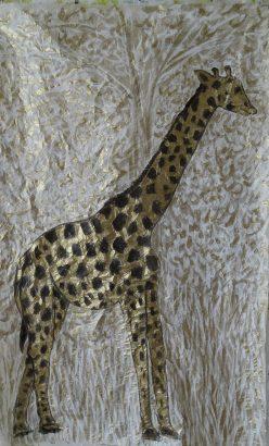 Girafe. 2017 - Caroline Desnoëttes - FLAIR Galerie