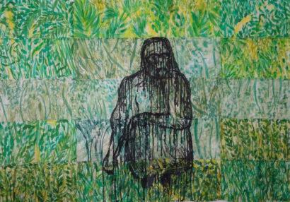 Gorille. 2015 - Caroline Desnoëttes - FLAIR Galerie