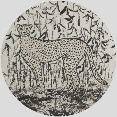 Guépard 2. 2017 - Caroline Desnoëttes - FLAIR Galerie
