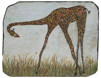 La girafe. 2011 - Anouk Grinberg - FLAIR Galerie