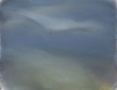 La mouette dans le ciel bleu. 2013 - Anouk Grinberg - FLAIR Galerie