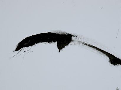 La mouette noire. 2014 - Anouk Grinberg - FLAIR Galerie