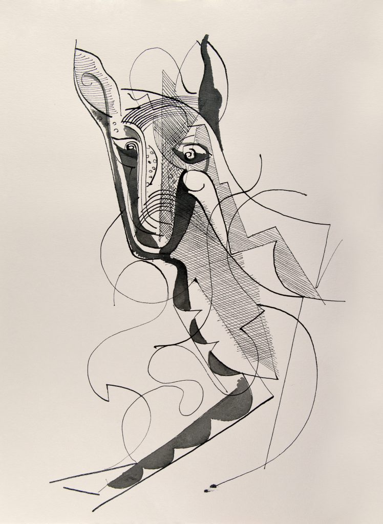 Donkey or.... 2015 - Baltasar Dürrbach