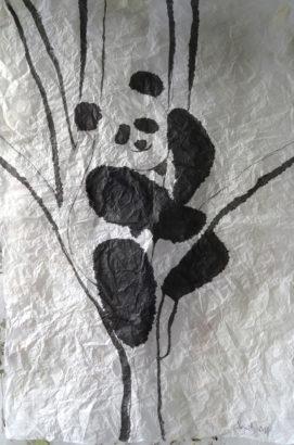 Panda 2. 2017 - Caroline Desnoëttes - FLAIR Galerie