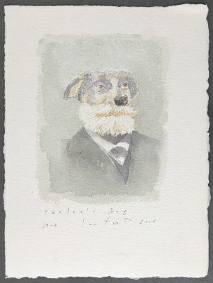 Pavlov's Dog. 2016 - Lucio Fanti - FLAIR Galerie