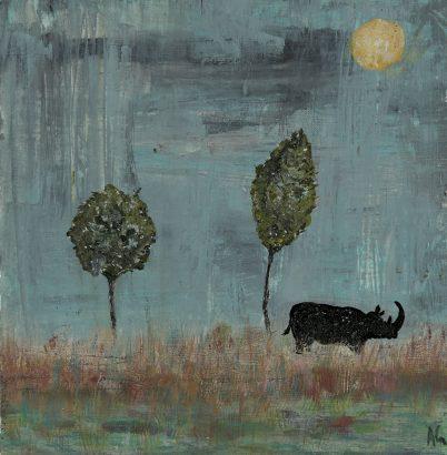 Rhinocéros. 2012 - Anouk Grinberg - FLAIR Galerie