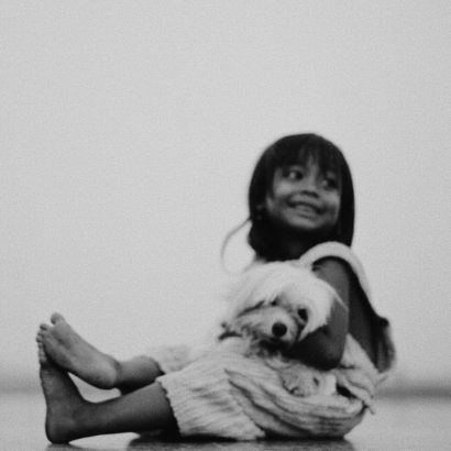Rithy, Chéa, Kim Sour et les autres N°2, Cambodge. 2001 - Laurence Leblanc - FLAIR Galerie