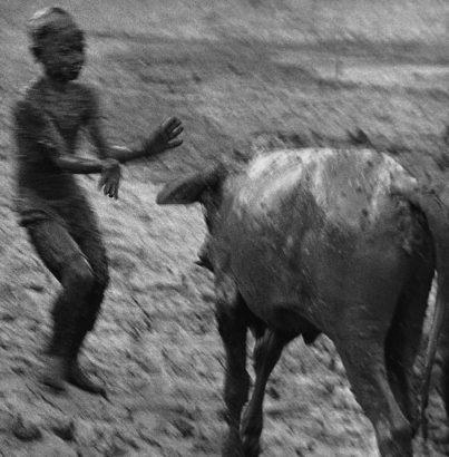 Rithy, Chéa, Kim Sour et les autres N°7, Cambodge. 2001 - Laurence Leblanc - FLAIR Galerie