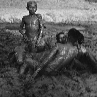 Rithy, Chéa, Kim Sour et les autres N°8, Cambodge. 2001 - Laurence Leblanc - FLAIR Galerie