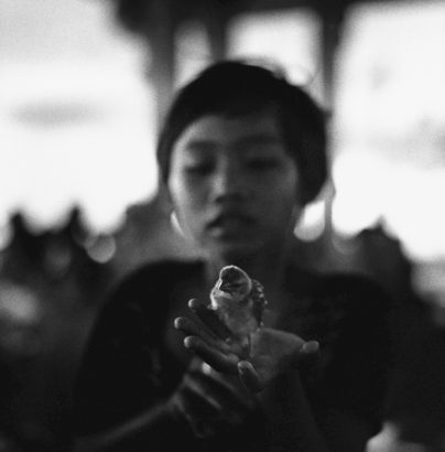 Rithy, Chéa, Kim Sour et les autres N°9, Cambodge. 2001 - Laurence Leblanc - FLAIR Galerie