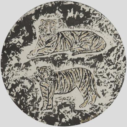 Tigres. 2017 - Caroline Desnoëttes - FLAIR Galerie