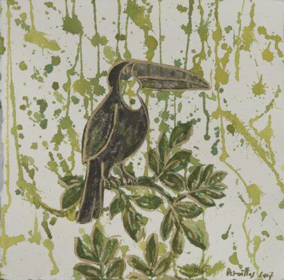 Toucan 2. 2017 - Caroline Desnoëttes - FLAIR Galerie