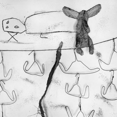 Washing Line. 2005 - Roger Ballen - FLAIR Galerie