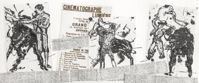 corrida vintage. 2017 - Pierre Desfons - FLAIR Galerie