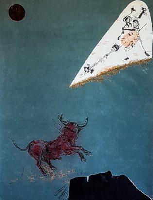 fuite 2, petite mort. 2006 - Pierre Desfons - FLAIR Galerie