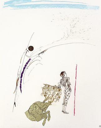 l'arlésienne. 2009 - Pierre Desfons - FLAIR Galerie