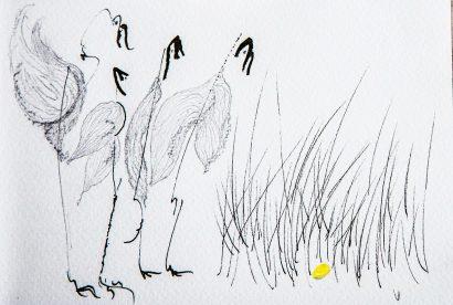 pondu ça, 3. 2017 - Pierre Desfons - FLAIR Galerie